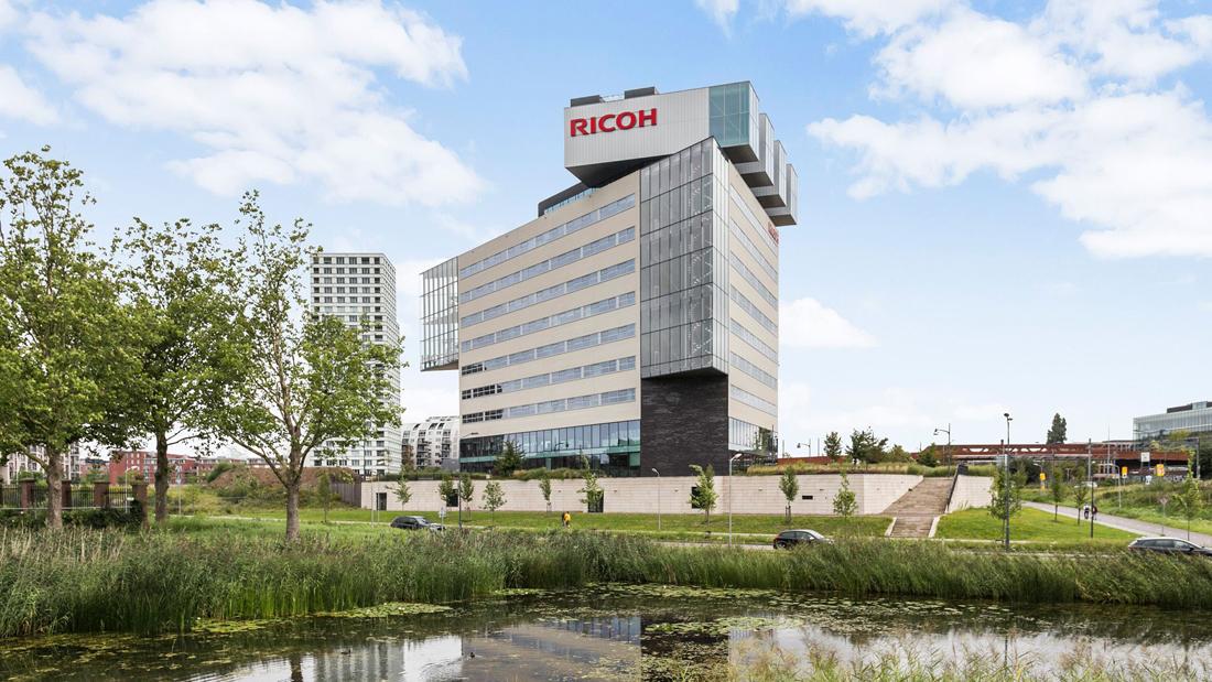 Noahh noahh ricoh head office europe s hertogenbosch nl