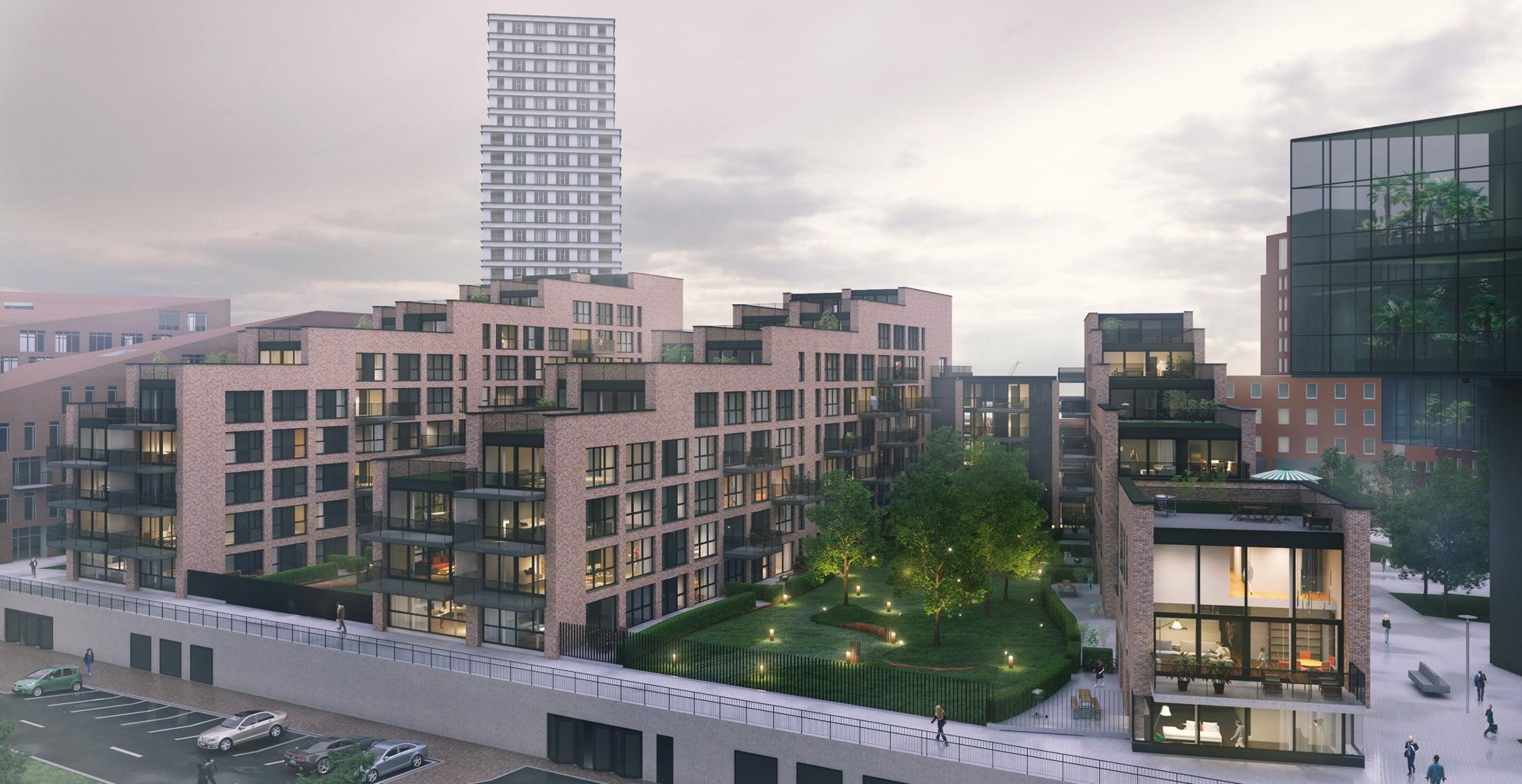 Belvédère apartments, 's-Hertogenbosch