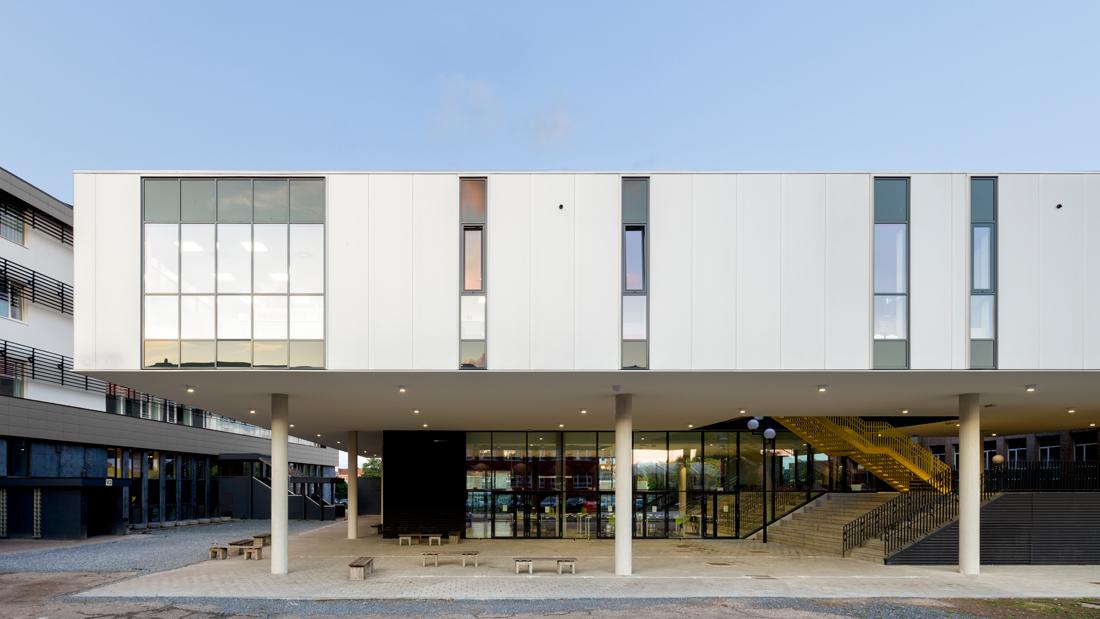 Sint Jozefinstituut, designed by NOAHH | Network Oriented Architecture