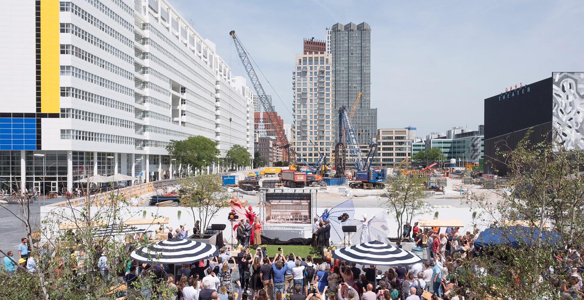 Cultural Cluster, Den Haag – OCC