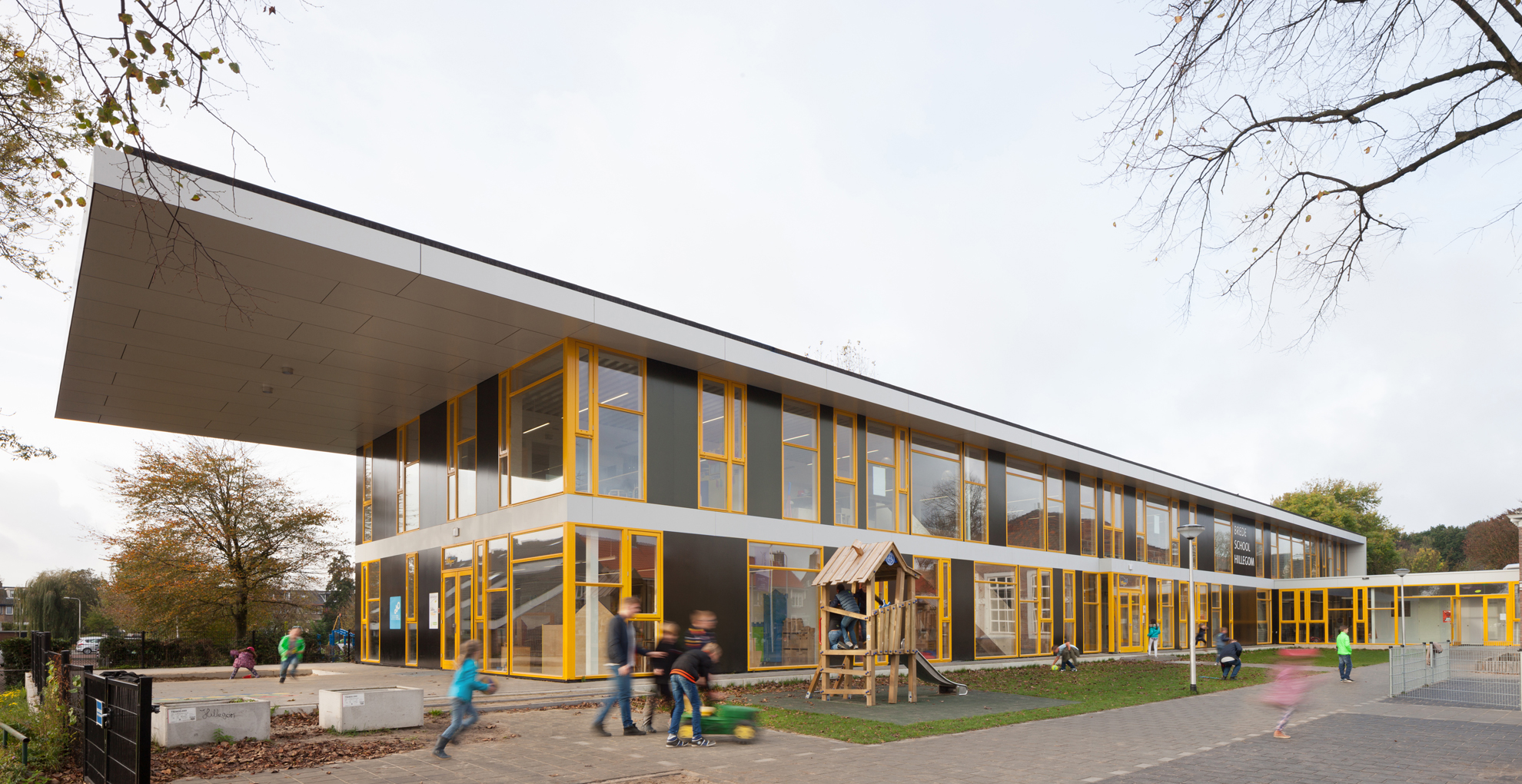 Brede School Hillegom