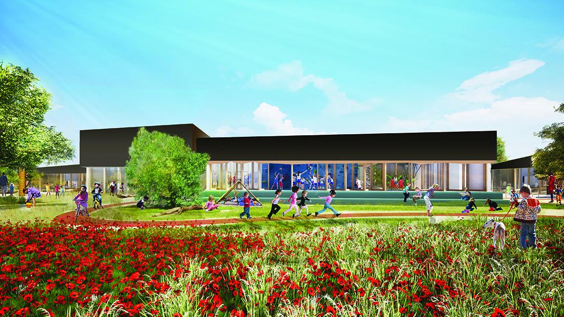 Daltonschool De Poolster, ontworpen door NOAHH | Network Oriented Architecture