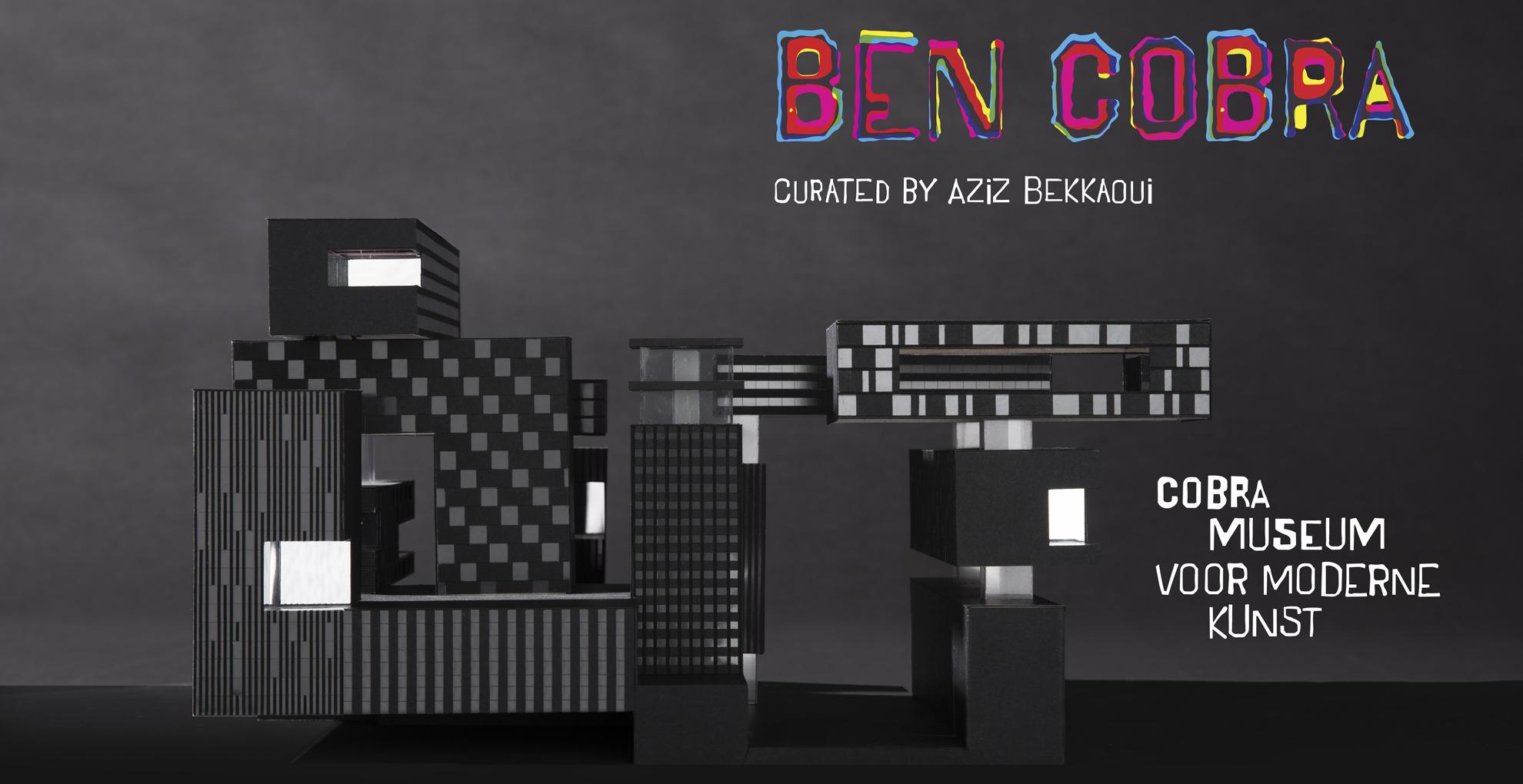 Ben Cobra exhibition