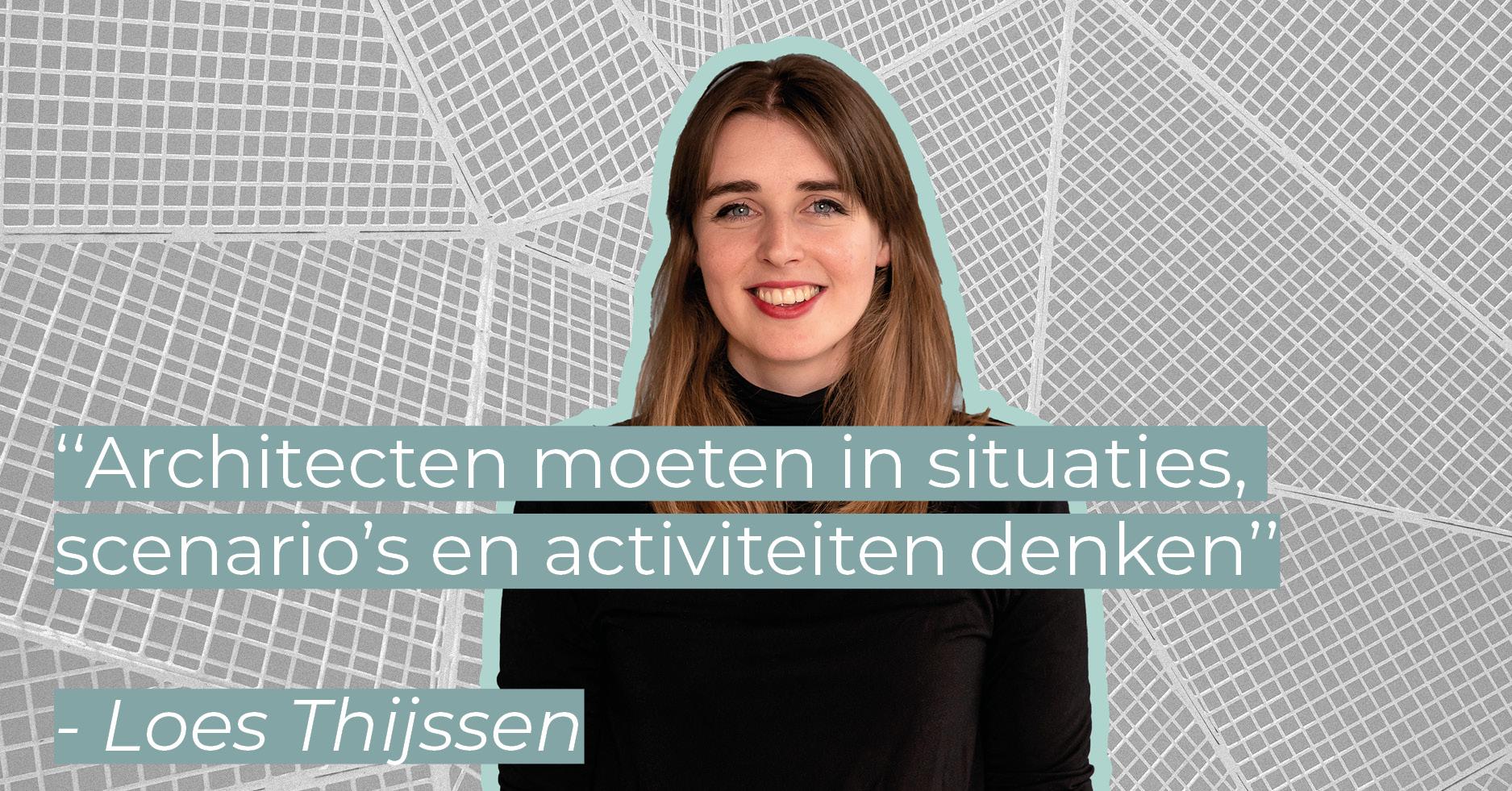 Loes Thijssen's column in A.ZINE