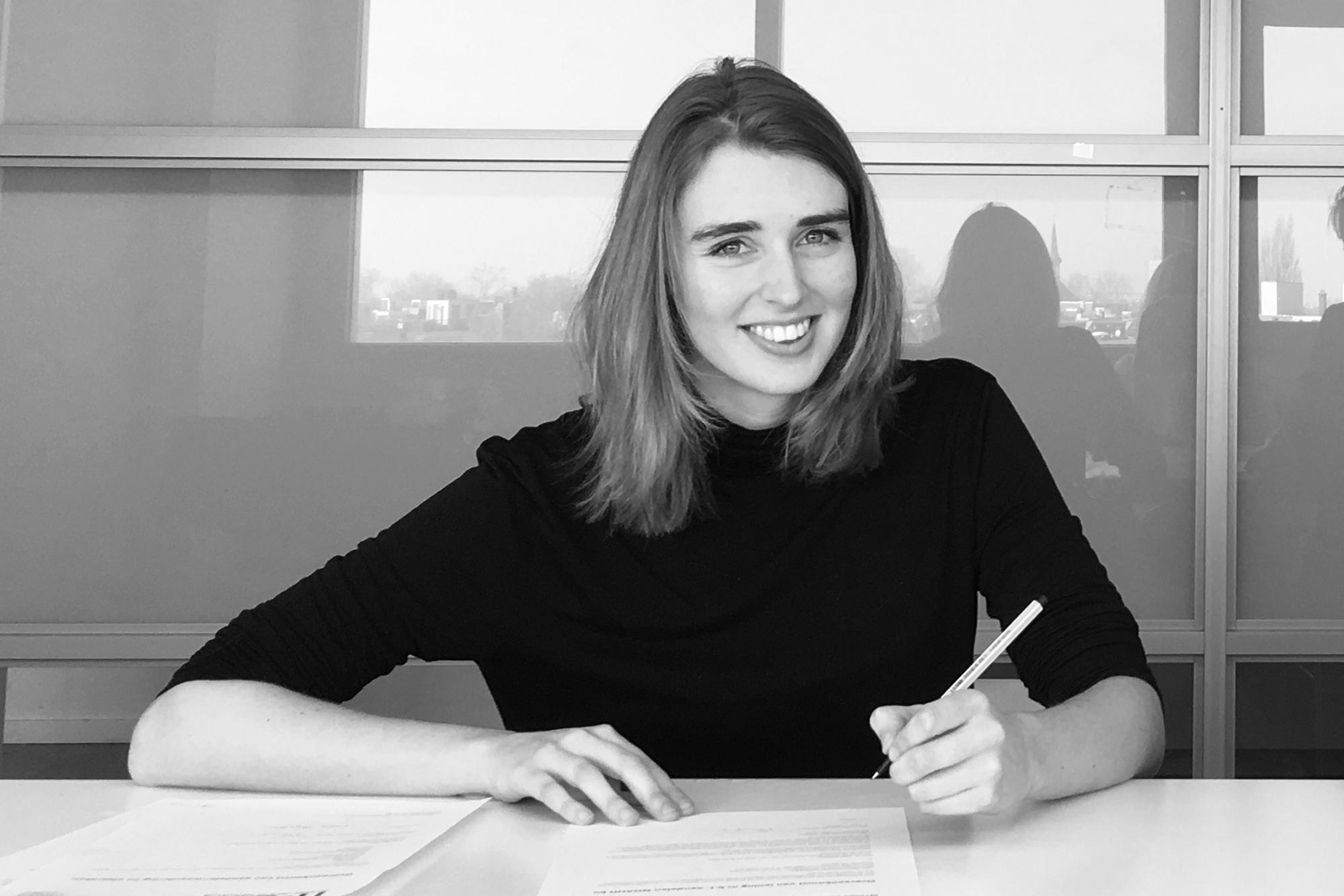 Interview Loes Thijssen in De Architect