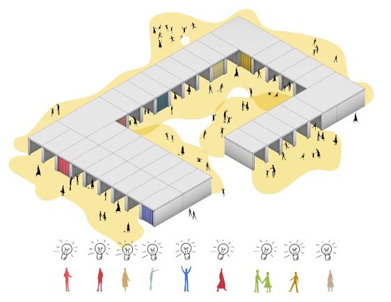De Griffioen, designed by NOAHH | Network Oriented Architecture